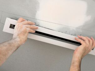 ducted air con vents