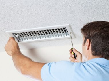 ducted air con vent