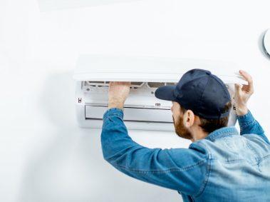 installing air con